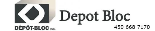 Depot Bloc - Laval Briques et Pierres