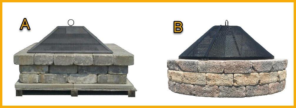Concours gagnez un foyer ext rieur depot bloc laval for Foyer exterieur en brique