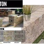 Hampton-wall