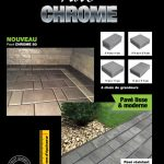 chrome paver