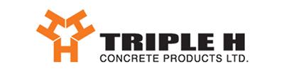 triple-h-concrete-products-logo